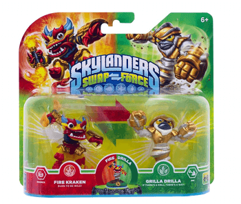 SWAP Force Double Pack