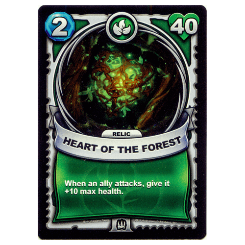 Life Relic - Heart of the Forest