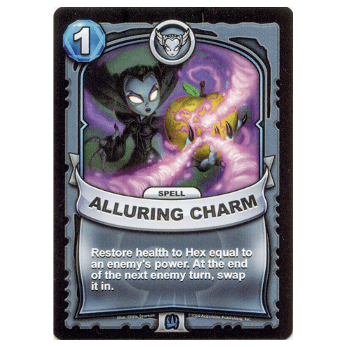 Undead Spell - Alluring Charm