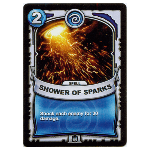 Air Spell - Shower of Sparks