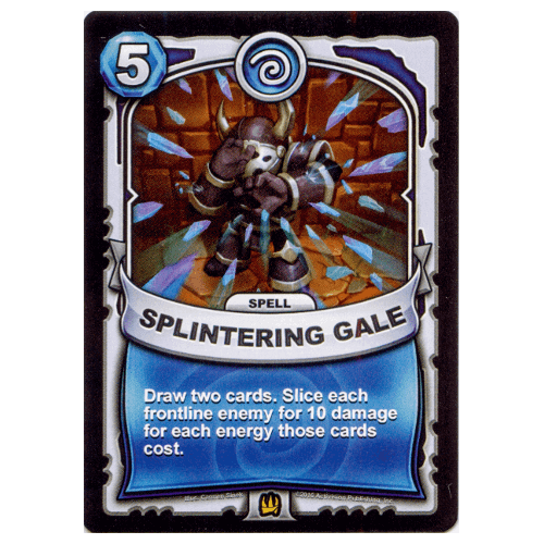 Air Spell - Splintering Gale