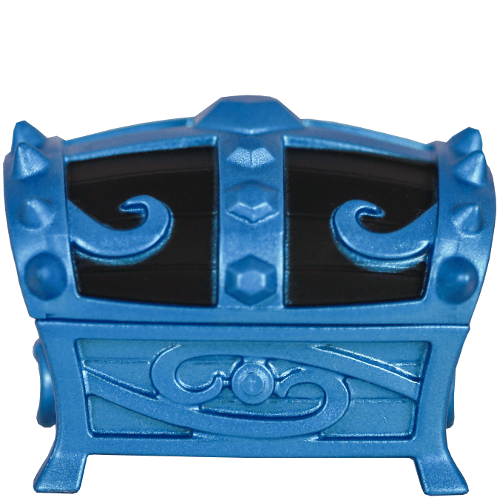 Blue Chest - Cursed Tiki Temple