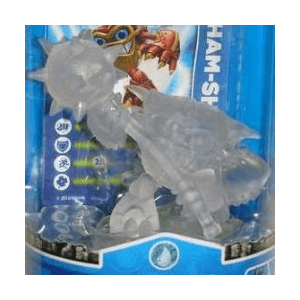 Crystal Clear Wham-Shell - Series 1