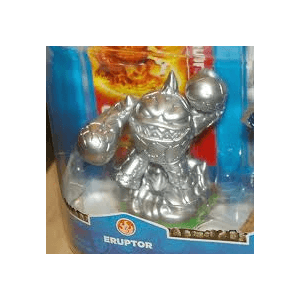 Silver Eruptor - Series 1
