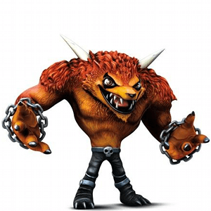 Skylanders Trap Team - Wolfgang