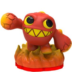 Mini Weeruptor Skylanders Character List