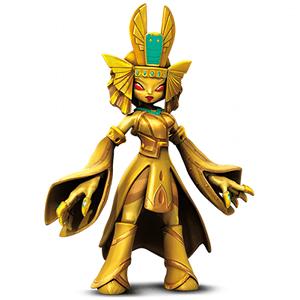 Skylanders Trap Team - Golden Queen