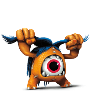 Skylanders Trap Team - Eye Scream
