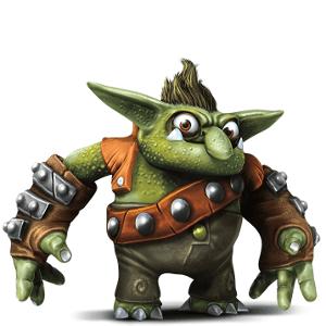 Skylanders Trap Team - Lob Goblin
