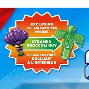 Skylanders Trap Team - Steamed Broccoli Guy