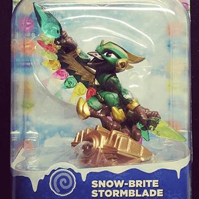 Snow-Brite Stormblade