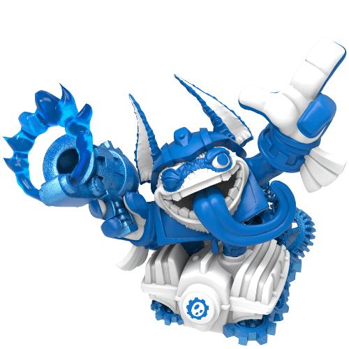 Power Blue Double Dare Trigger Happy
