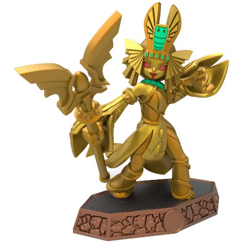 Golden Queen - Villain Sensei