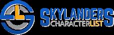 Skylanders Character List Logo